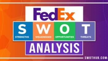 fedex swot analysis