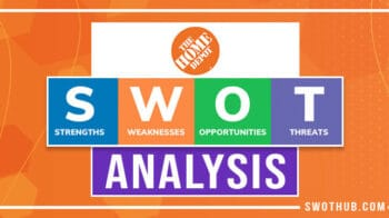 home depot swot analysis
