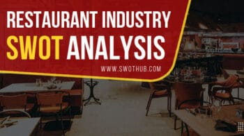 restaurant industry swot analysis