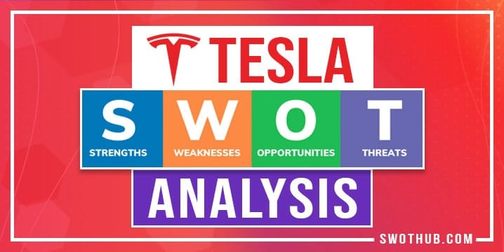 tesla swot analysis