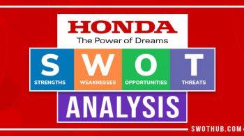 honda swot analysis