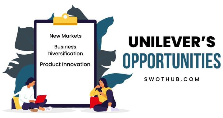 opportunities for unilever