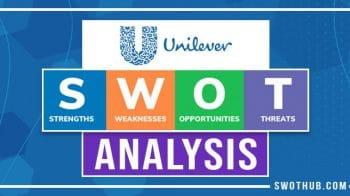 unilever swot analysis