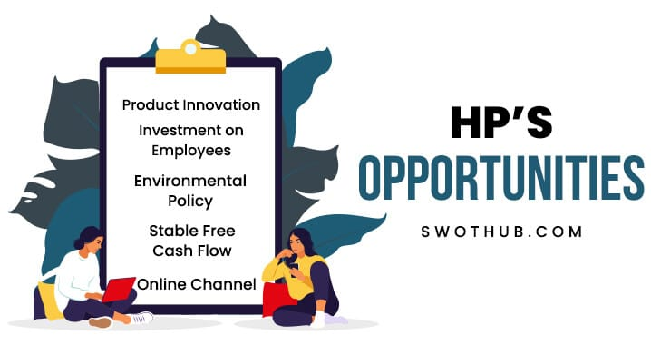 opportunities for hp