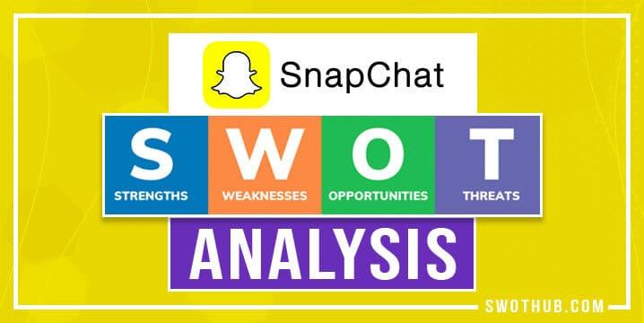 snapchat swot analysis