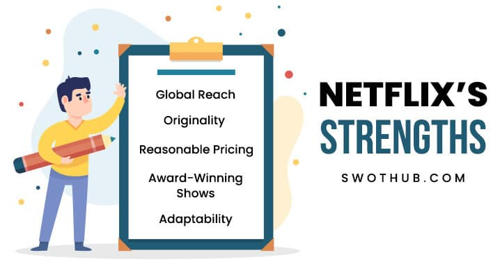 strengths of netflix