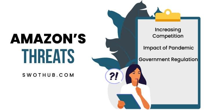 threats for amazon