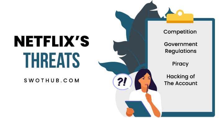 threats for netflix