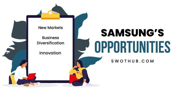 opportunities for samsung