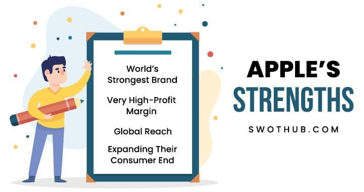 strengths of apple