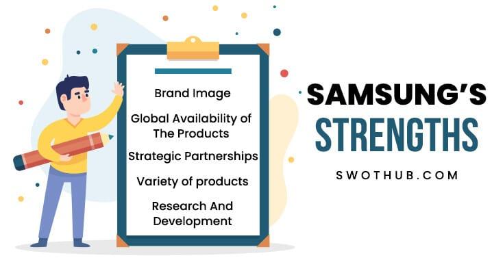 strengths of samsung
