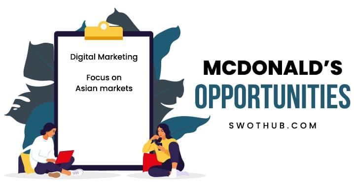 opportunities for mcdonald's