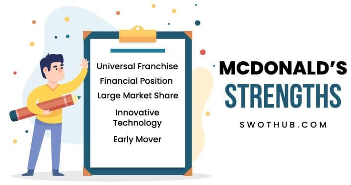 strengths of mcdonald's