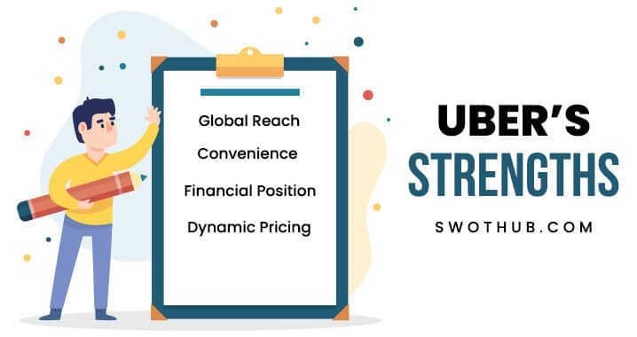strengths of uber