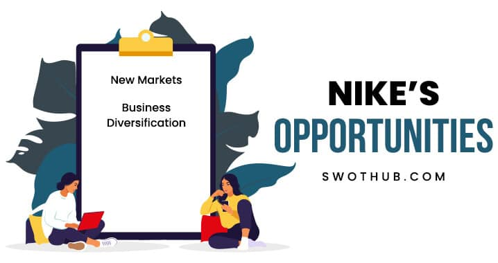 opportunities for nike