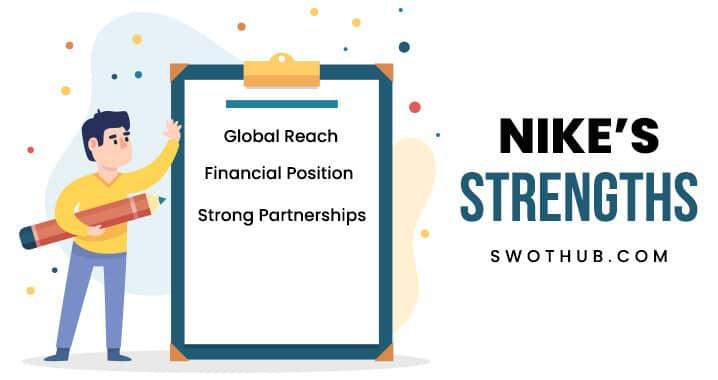 strengths of nike